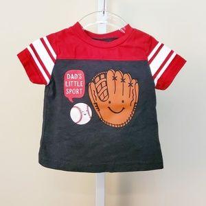 Okie Dokie | Baby Boy | T-Shirt | NWOT